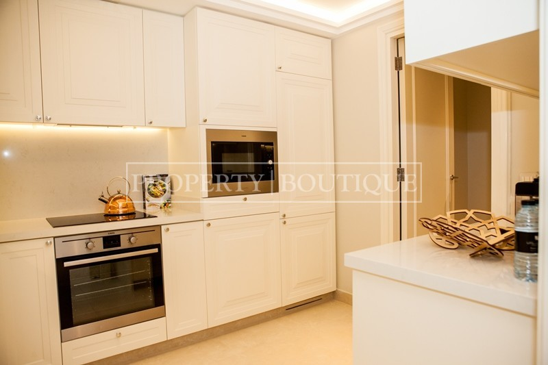 Burj Khalifa view | Corner 2 Bed | Address Blvd - Image 8