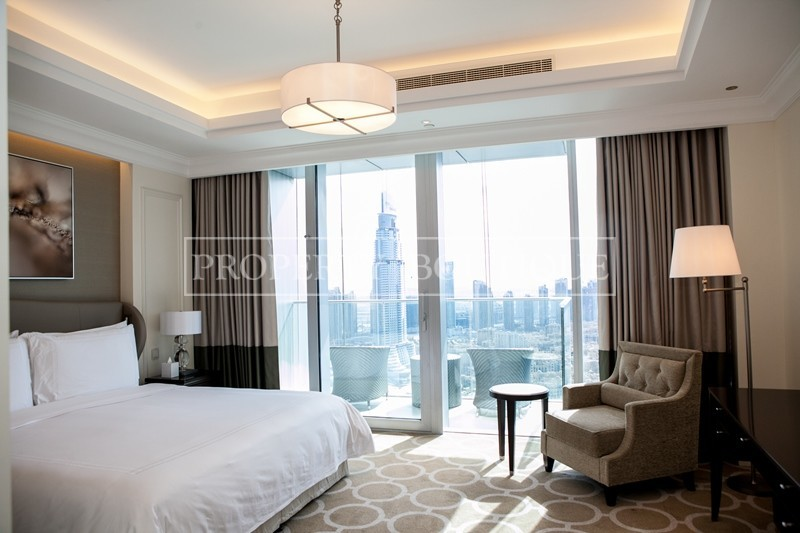 Best 2 Bedroom | Burj Khalifa and Fountain view - Image 14
