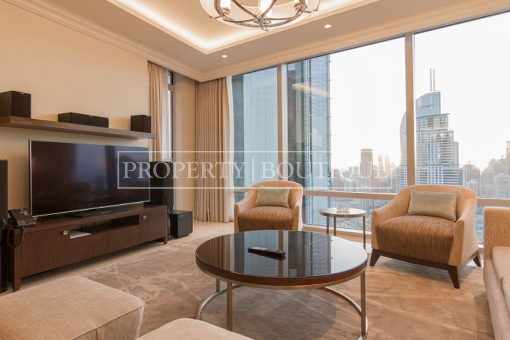 1 Bed | 02 Unit | Burj Khalifa and Fountain Views - Image 4