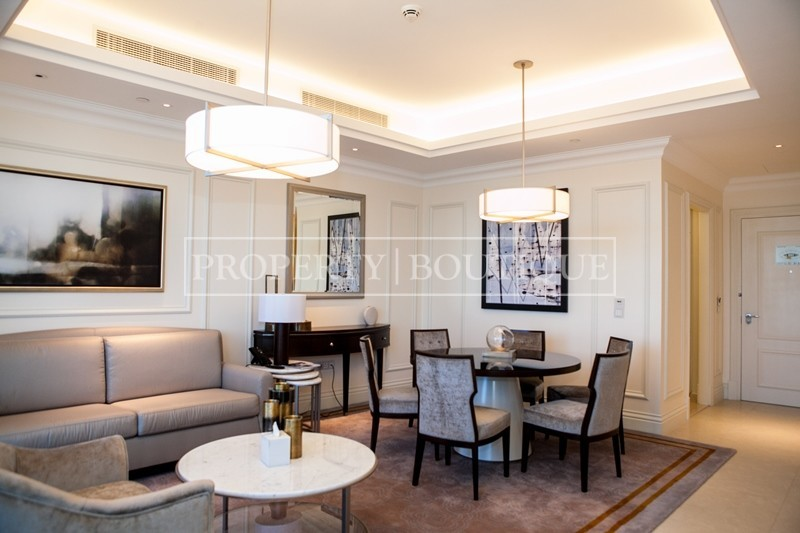 City and Sea View | 2 Bedroom | High Floor - Image 2