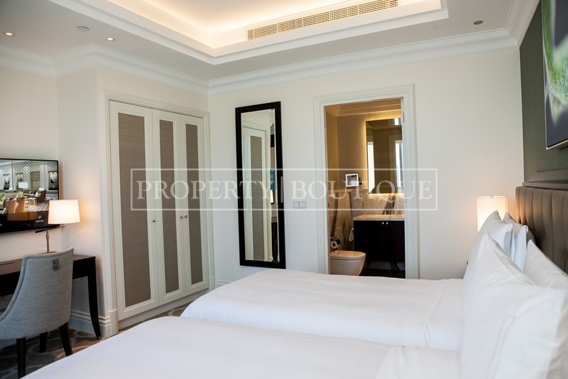 City and Sea View | 2 Bedroom | High Floor - Image 6