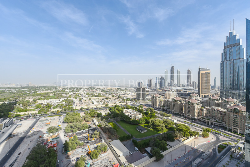 Just Vacated, Perfect condition, Zabeel view - Image 13
