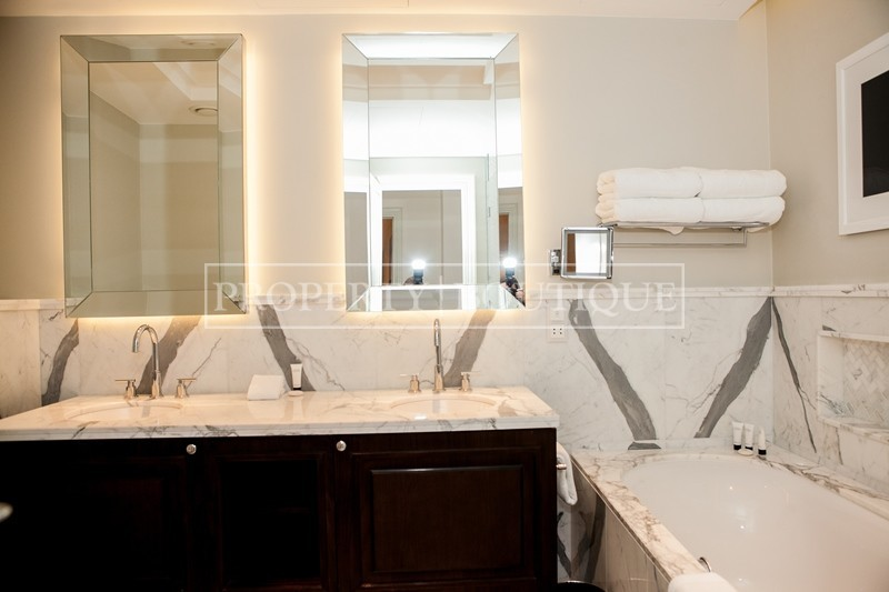 City and Sea View | 2 Bedroom | High Floor - Image 9
