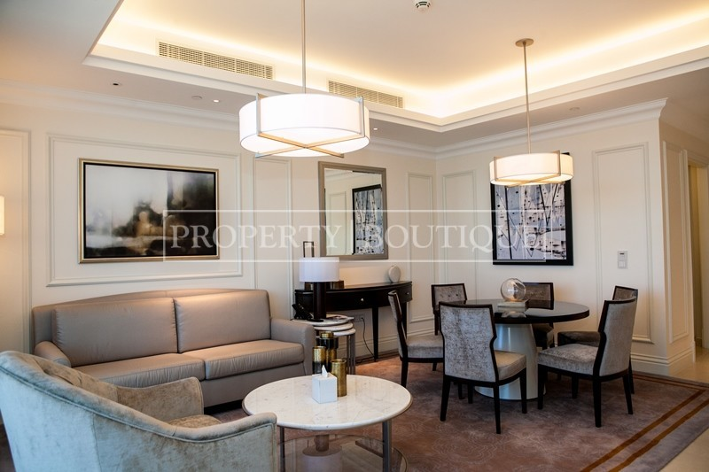 City and Sea View | 2 Bedroom | High Floor - Image 3