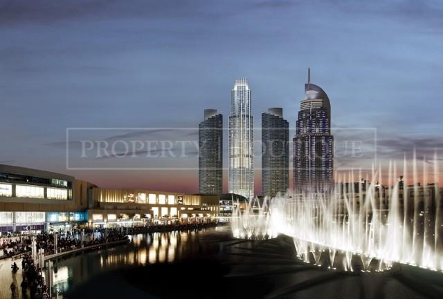 1 Bed | 02 Unit | Burj Khalifa and Fountain Views - Image 13