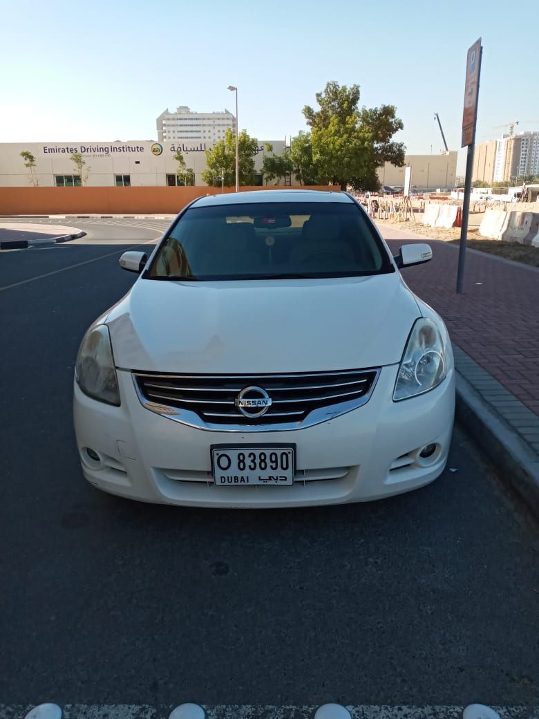 Altima for Sale - Full option with good condition - Image 5