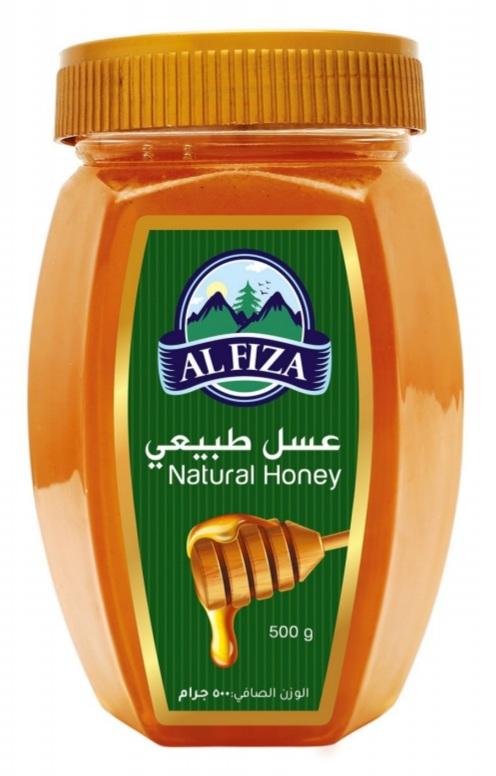 AL FIZA Natural Honey
