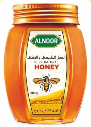 Al Noor Natural Honey