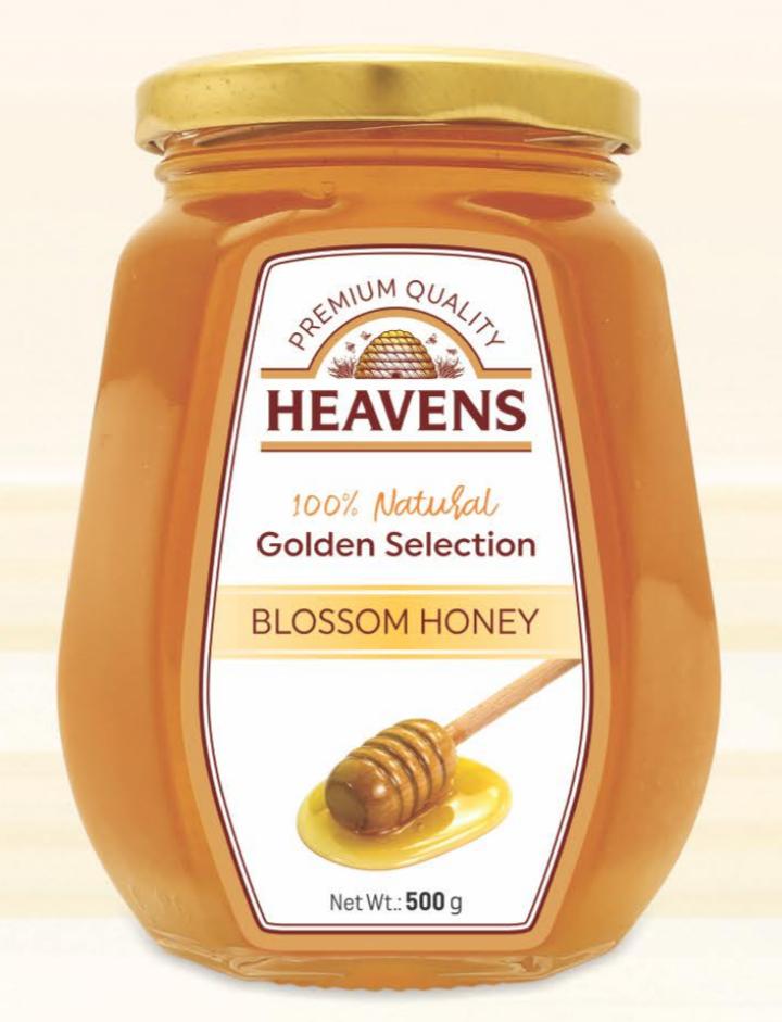 Heaven's Blossom Honey