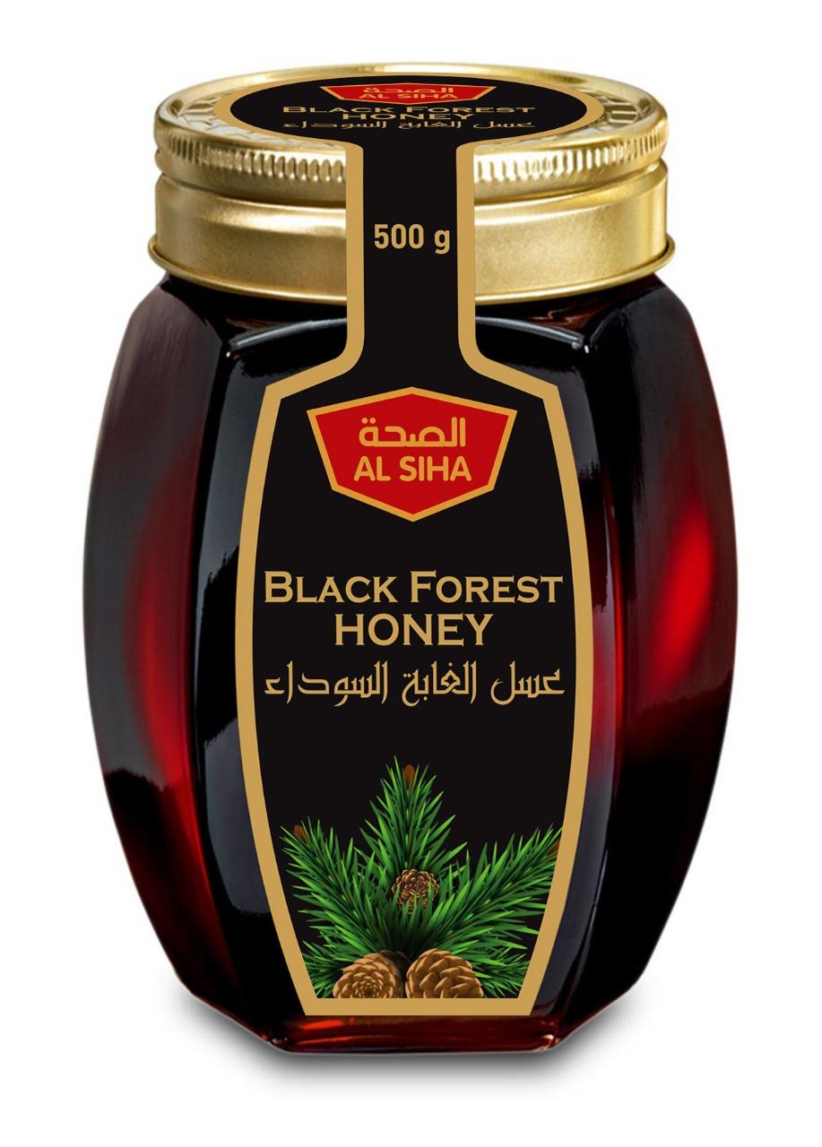 Al Siha Black Forest Honey