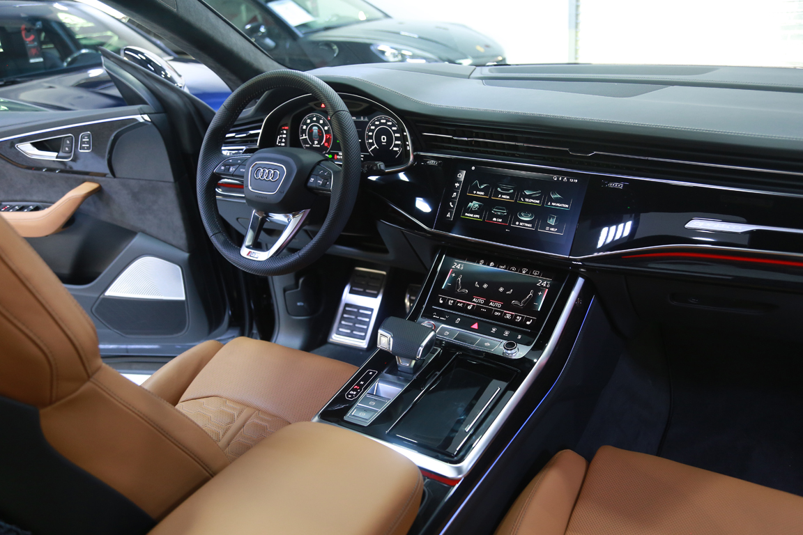 AUDI Q8 RS 2020 IN DUBAI - Image 8