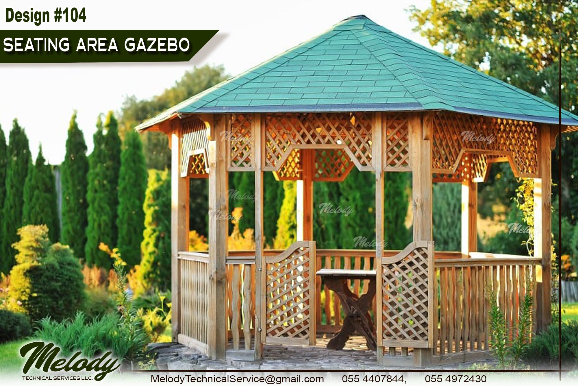 Gazebo Design In Dubai , Wooden Gazebo , Garden Gazebo in Dubai (1).jpg