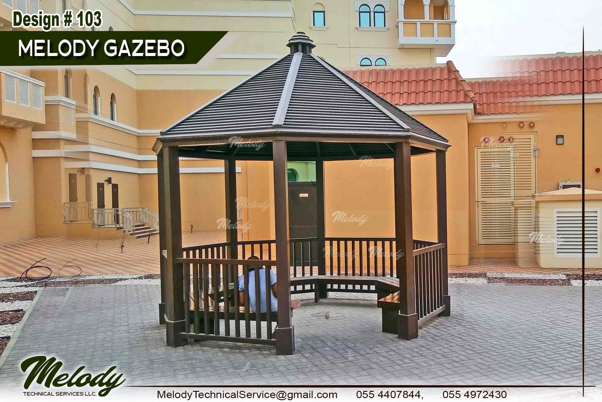 Gazebo Design In Dubai , Wooden Gazebo , Garden Gazebo in Dubai (4).jpg