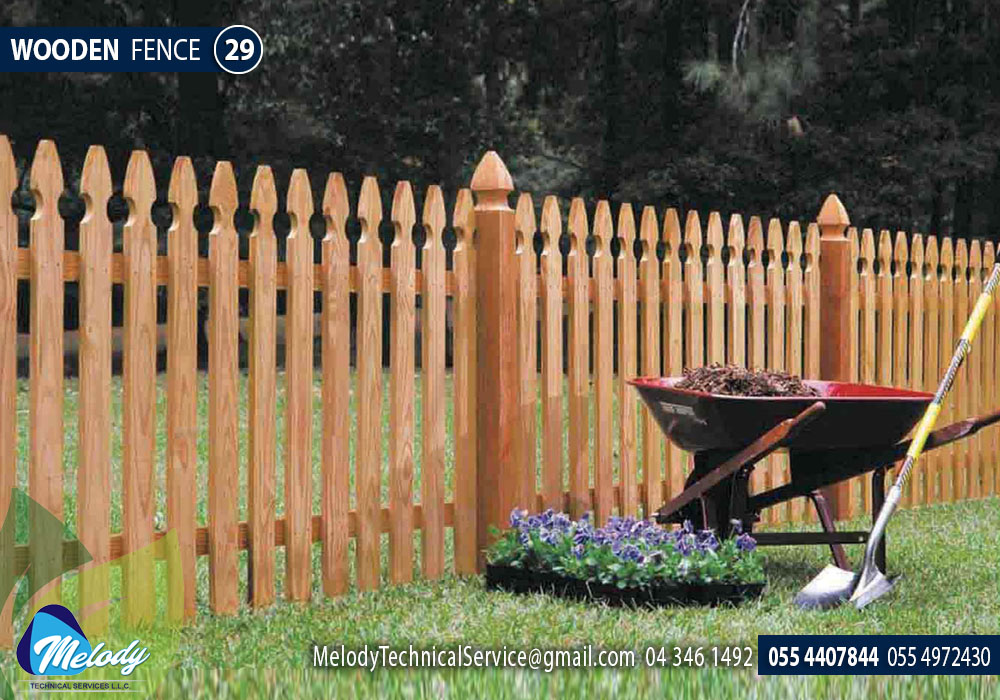 Composite Wood fence, Dubai  , Picket Fence  Wooden Fence in Dubai (3).jpg