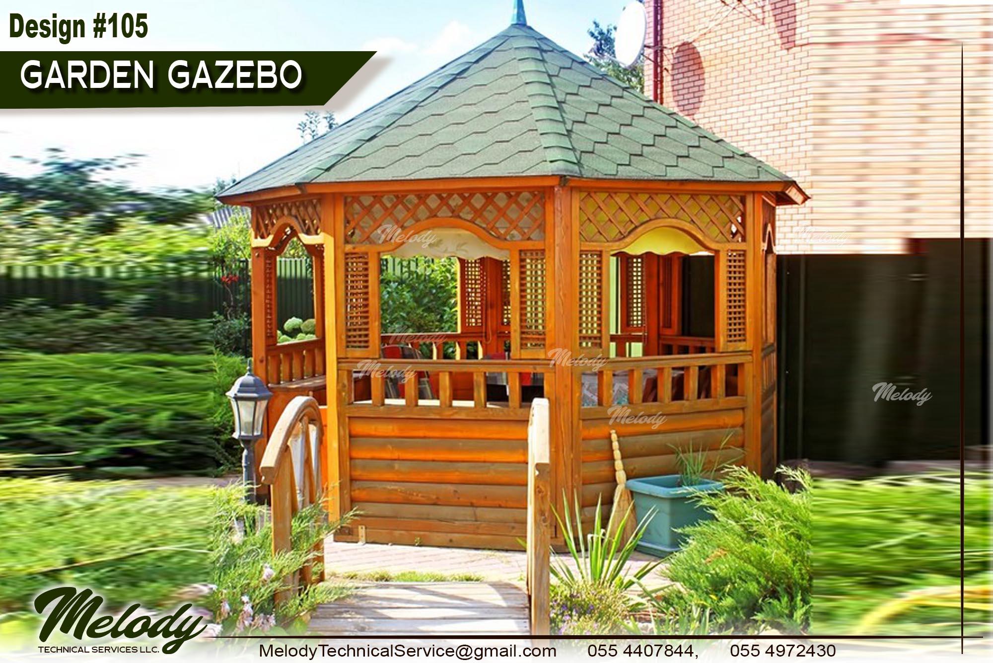 Wooden Gazebo Dubai , Garden Gazebo in Dubai , Gazebo in UAE (15).jpg