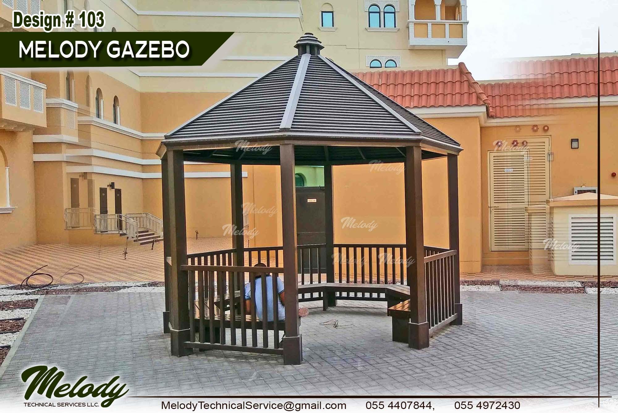 Wooden Gazebo Dubai , Garden Gazebo in Dubai , Gazebo in UAE (16).jpg