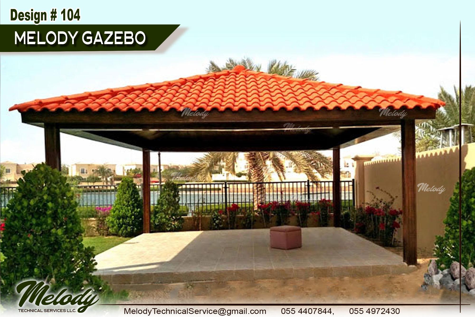 Wooden Gazebo Dubai , Garden Gazebo in Dubai , Gazebo in UAE (17).jpg