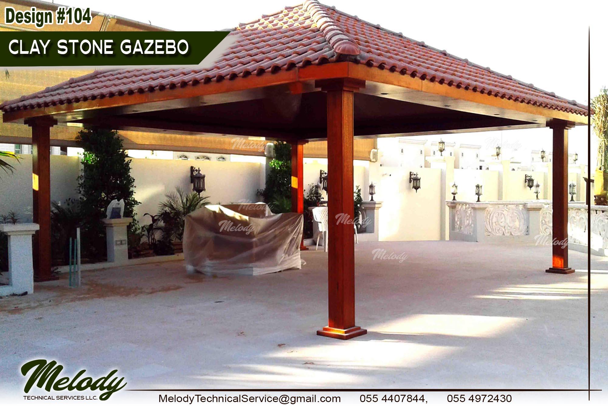 Wooden Gazebo Dubai , Garden Gazebo in Dubai , Gazebo in UAE (20).jpg