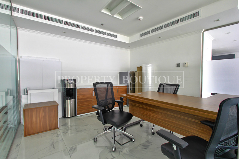 8.5% Net ROI | Full Floor | 8 Furnished Offices - Image 10