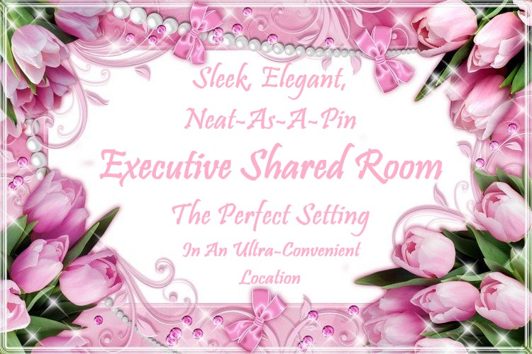 1 Sleek, Elegant, Neat-As-A-Pin Executive Shared Room, The Perfect Setting In An Ultra-Convenient Location.jpg
