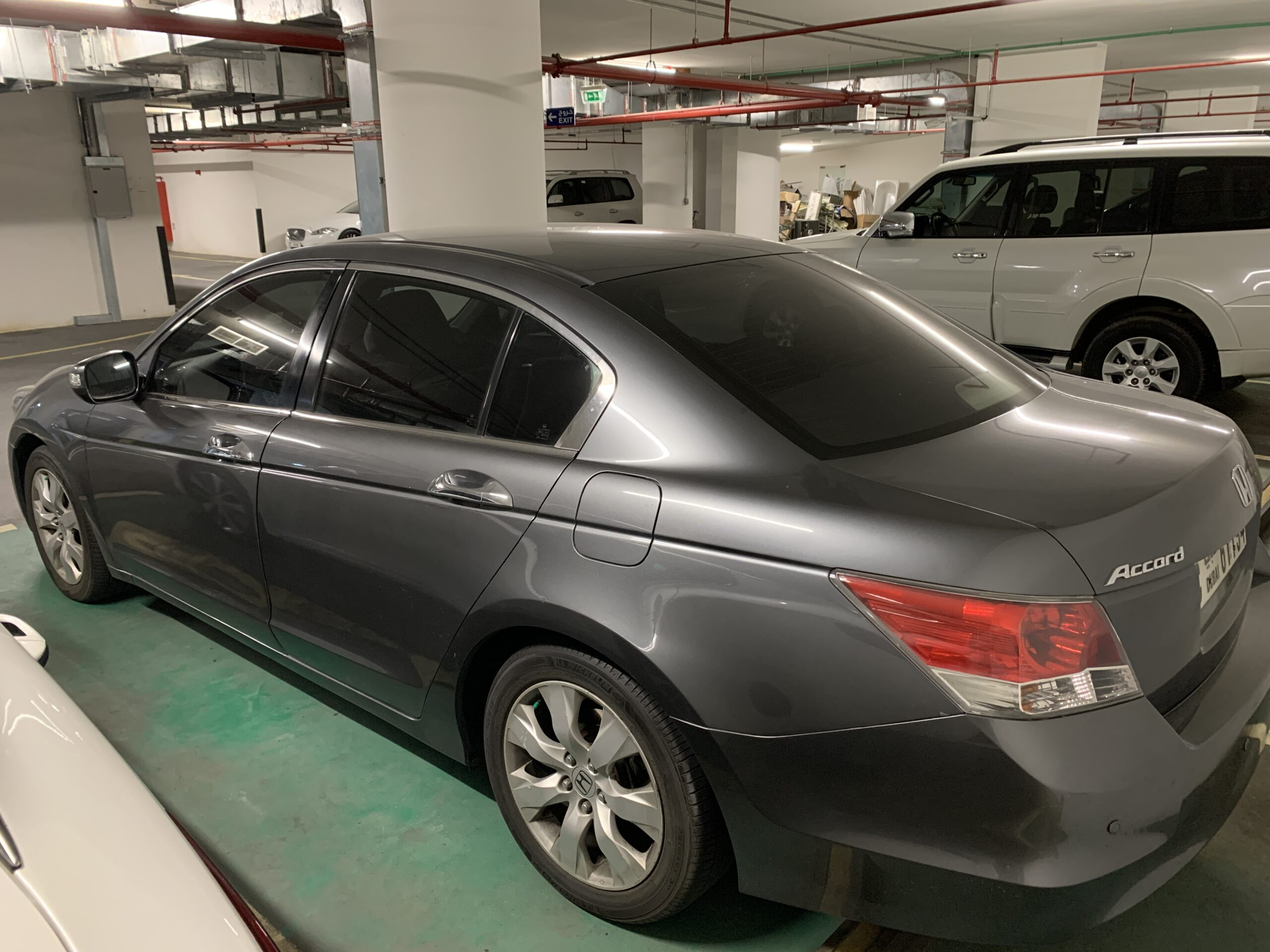 Dealer serviced 2008 Accord for Sales - Image 1