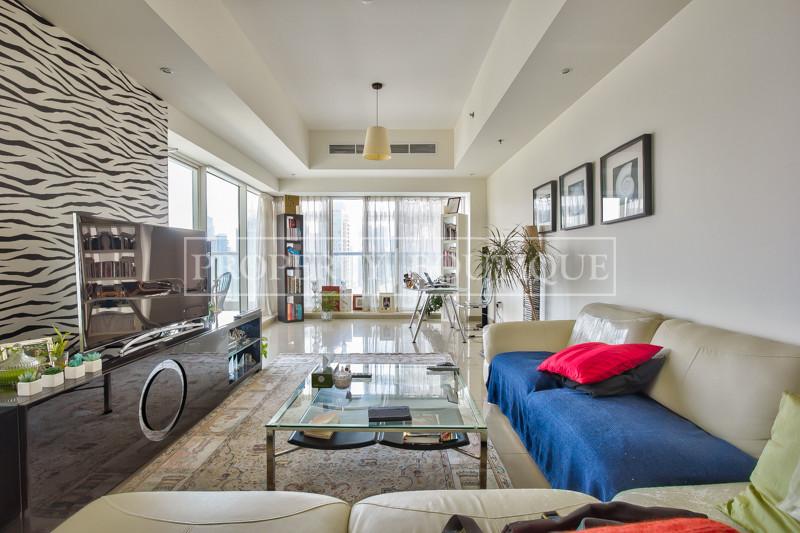 Spacious 3 Bed + Maid | Stunning Marina View - Image 2