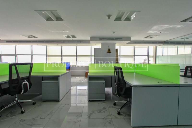 8.5% Net ROI | Full Floor | 8 Furnished Offices - Image 8