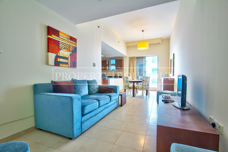 Fully Furnished 2 Bed | High Grade Tower - Image 1