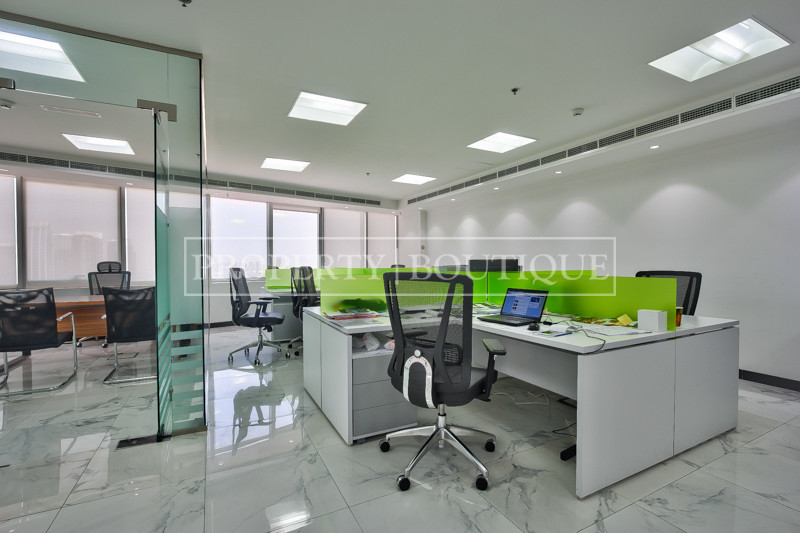 8.5% Net ROI | Full Floor | 8 Furnished Offices - Image 2