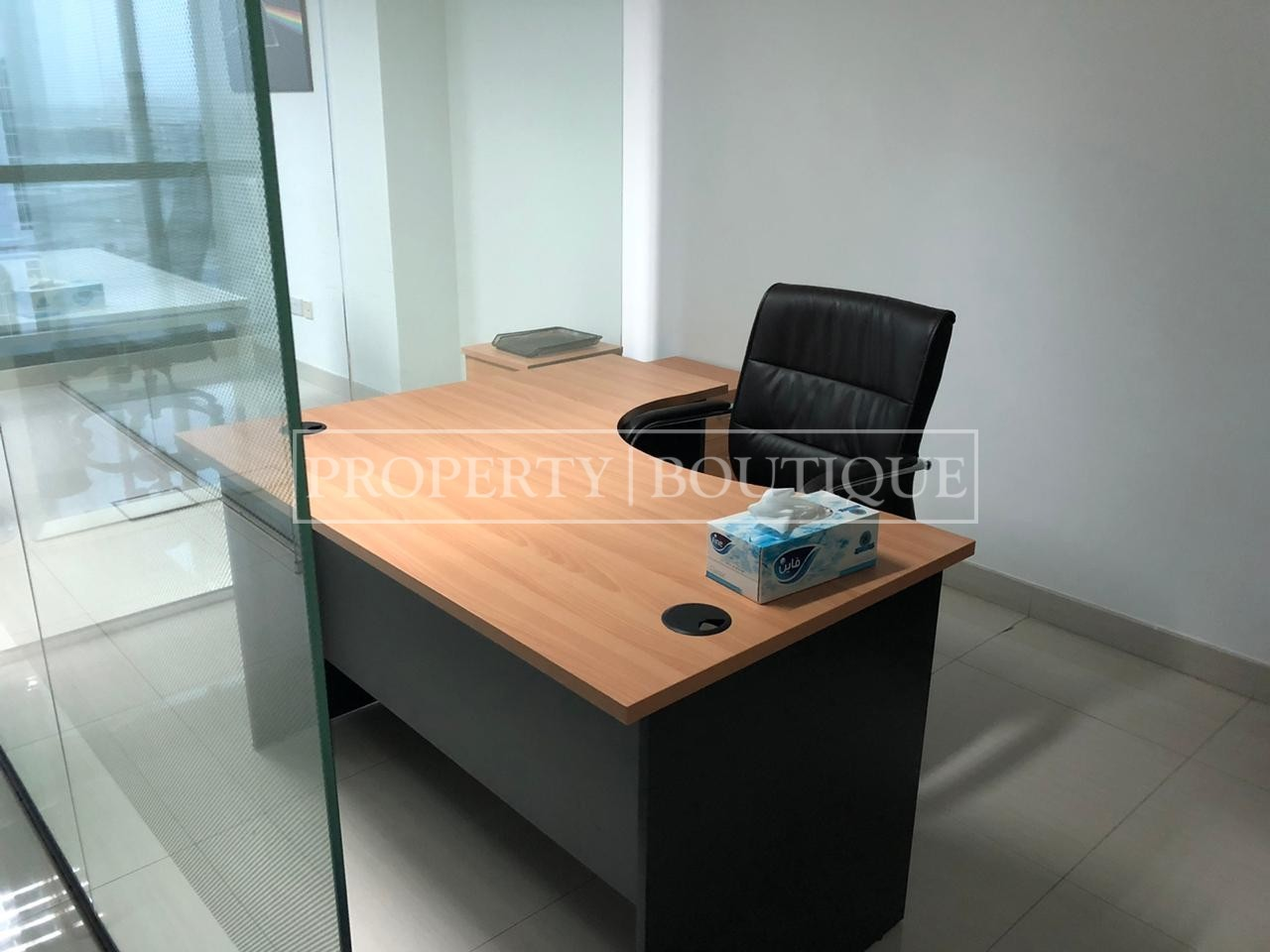 Fitted with partitions | Partially Furnished | JBC4 - Image 3