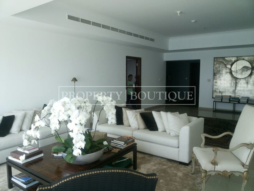 Spacious 3 Bed + M | Stunning Sea View | Rented - Image 2