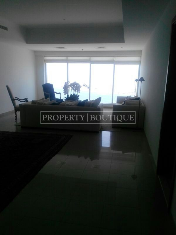 Spacious 3 Bed + M | Stunning Sea View | Rented - Image 4