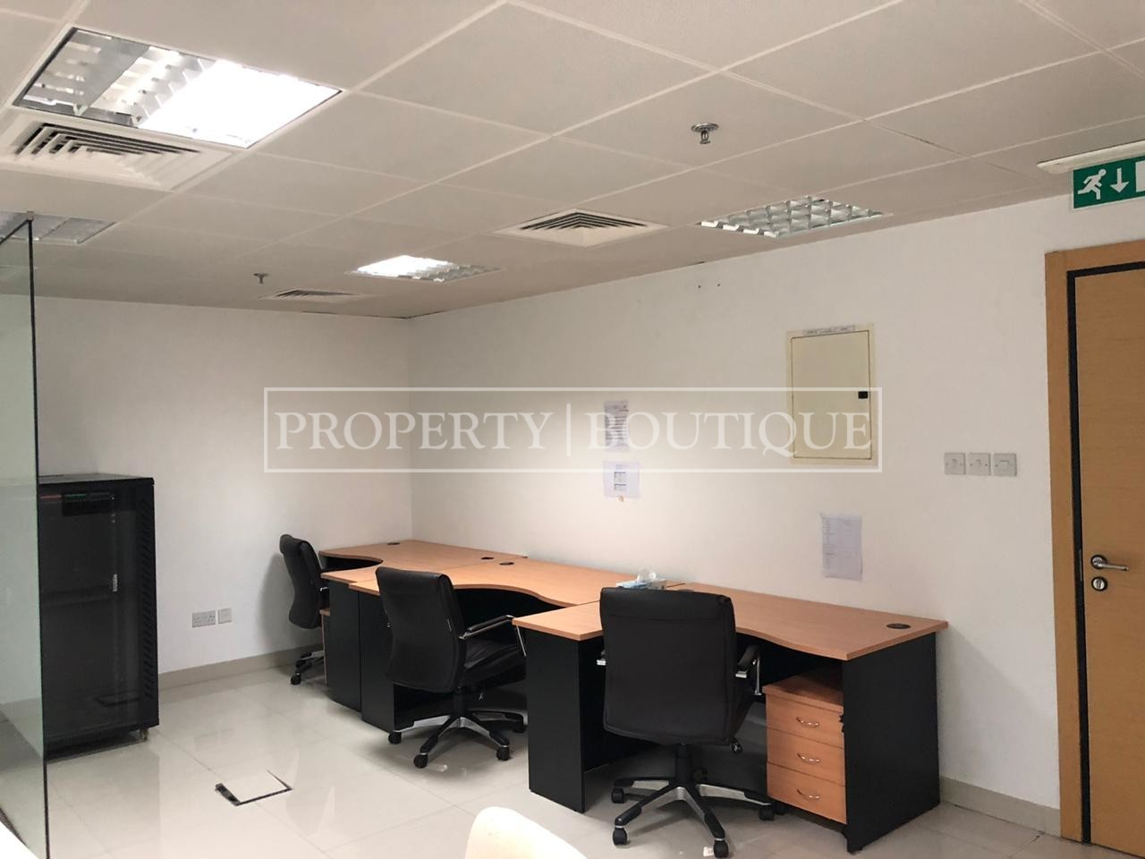Fitted with partitions | Partially Furnished | JBC4 - Image 4