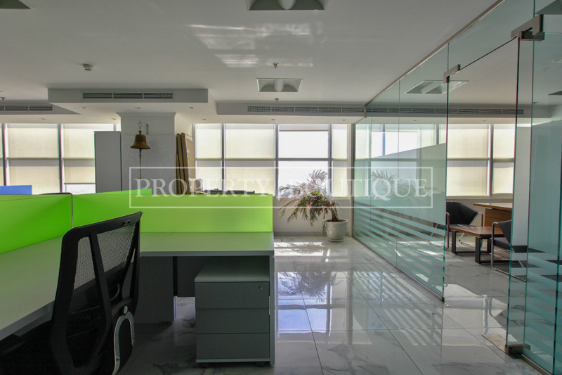 8.5% Net ROI | Full Floor | 8 Furnished Offices - Image 4