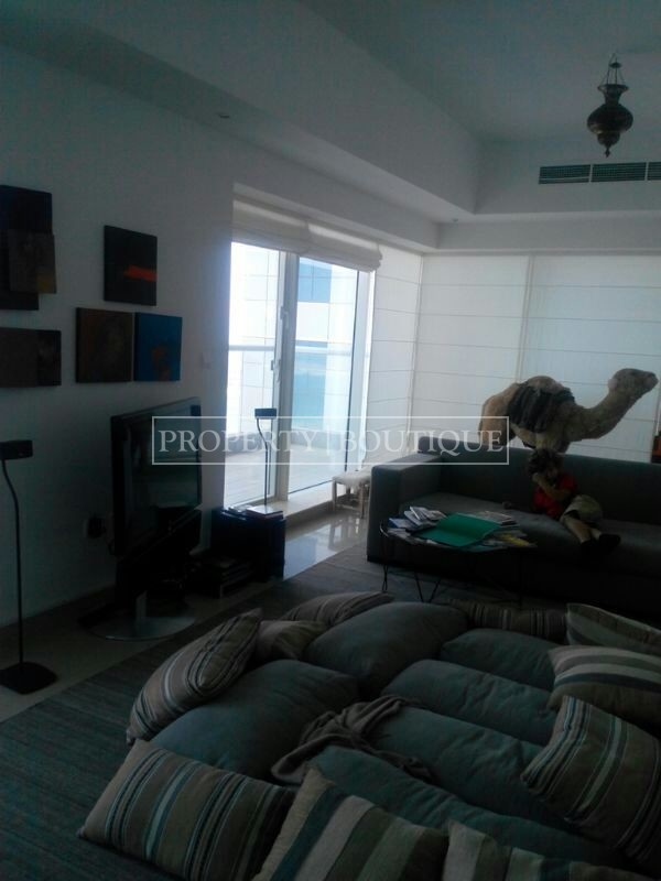 Spacious 3 Bed + M | Stunning Sea View | Rented - Image 3