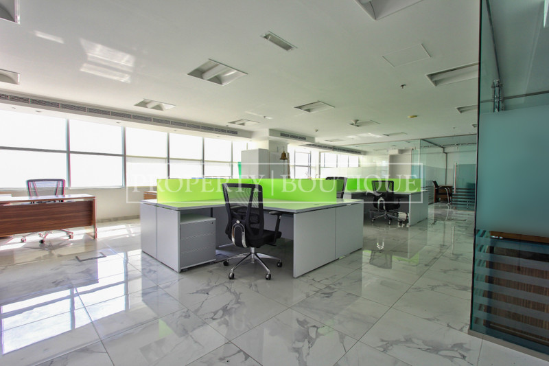 8.5% Net ROI | Full Floor | 8 Furnished Offices - Image 5