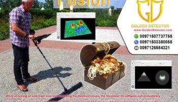 OKM Fusion Professional Metal Detector  Golden Detector company (3).jpg