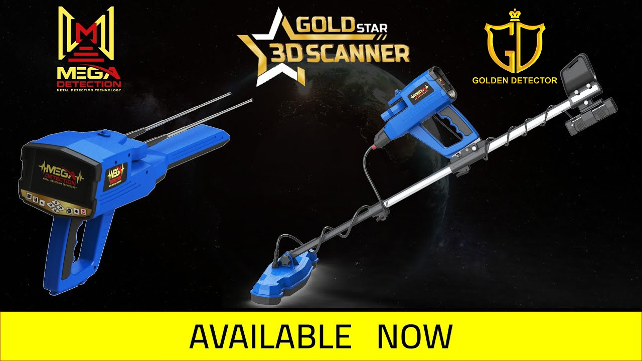 The newest metal detector 2021 Gold Star 3D Scanner (5).jpg