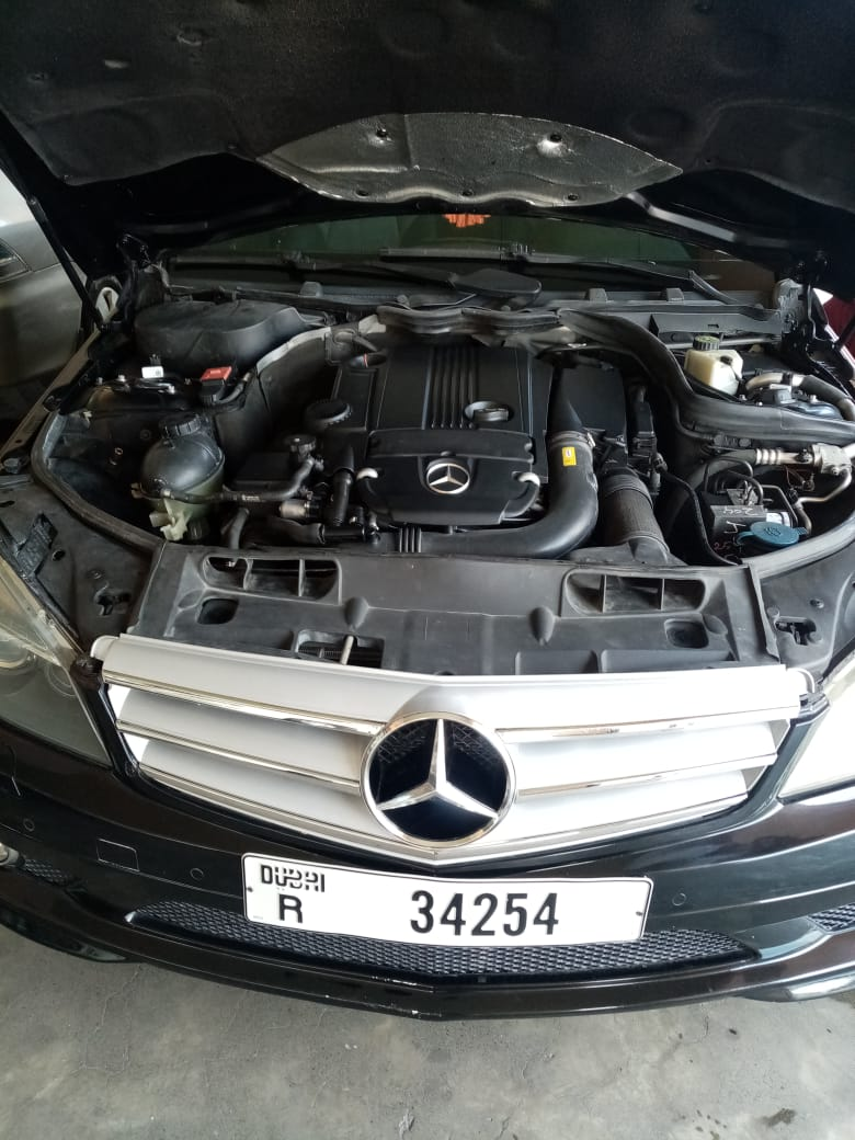 Mercedes benz c63 Upbatched 2011 only 68k km - Image 3