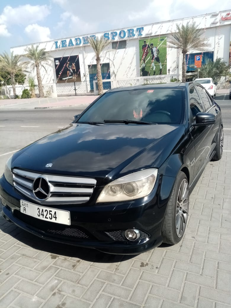Mercedes benz c63 Upbatched 2011 only 68k km - Image 7