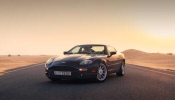Kargal Aston Martin