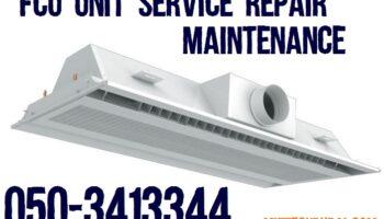 fan coil unit fcu unit full service repair cleaning fixing installation in dubai thermostat fixing installation in dubai services repairs servicing repairing center workshop in dubai (1).jpg