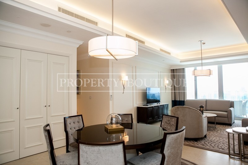 Fully Furnished 2 Bedroom | Address Blvd - Image 4