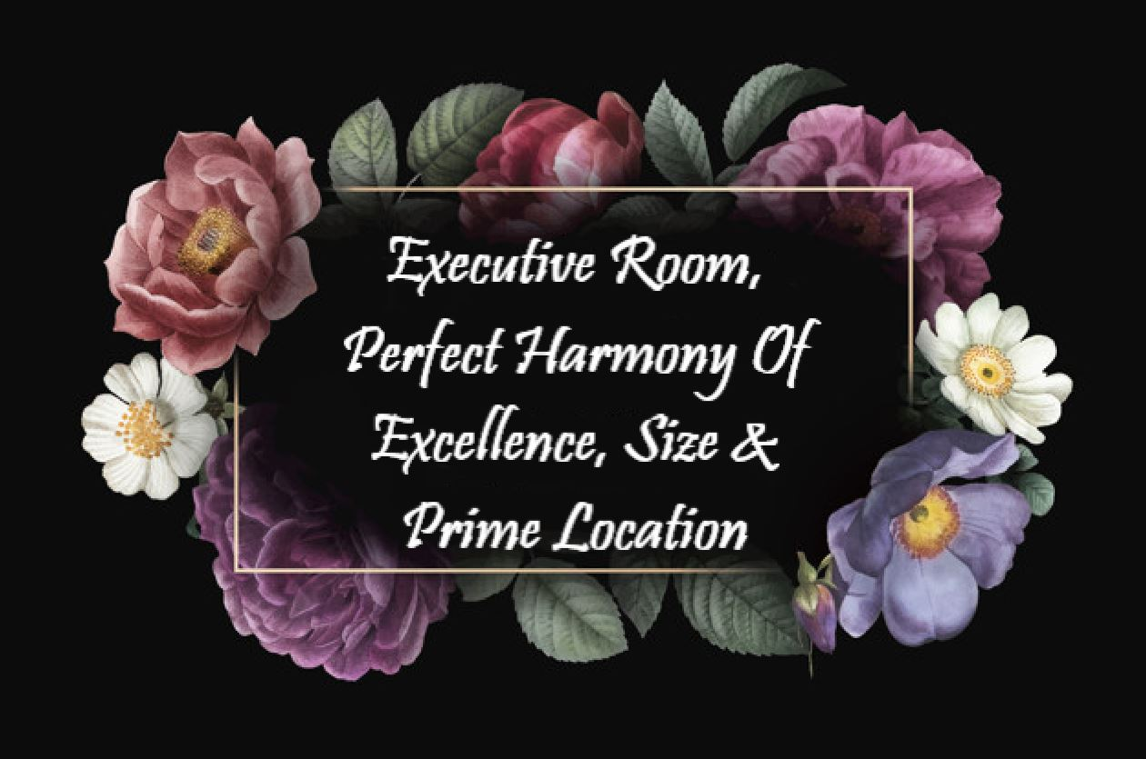 1 Executive Room, Perfect Harmony Of Excellence, Size & Prime Location.JPG