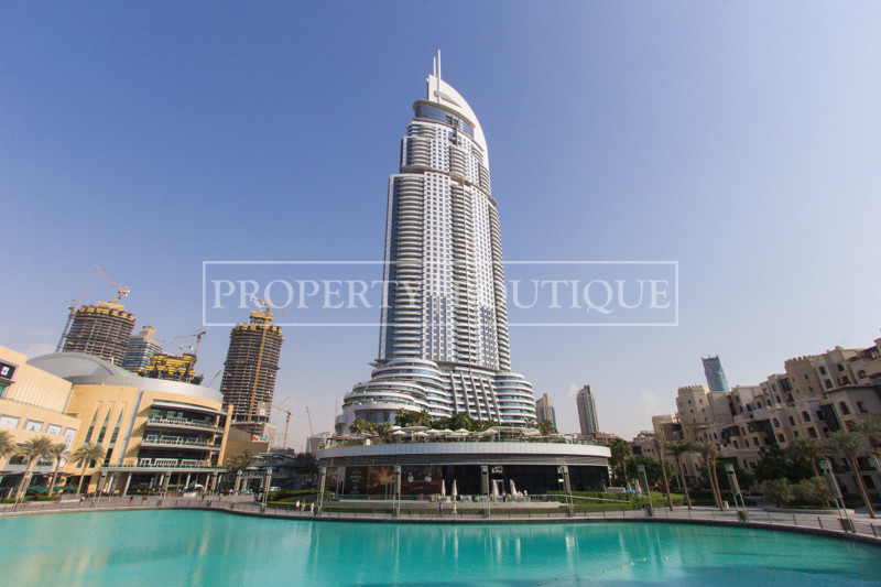Burj and Fountain View | 1 Bedroom - Image 18