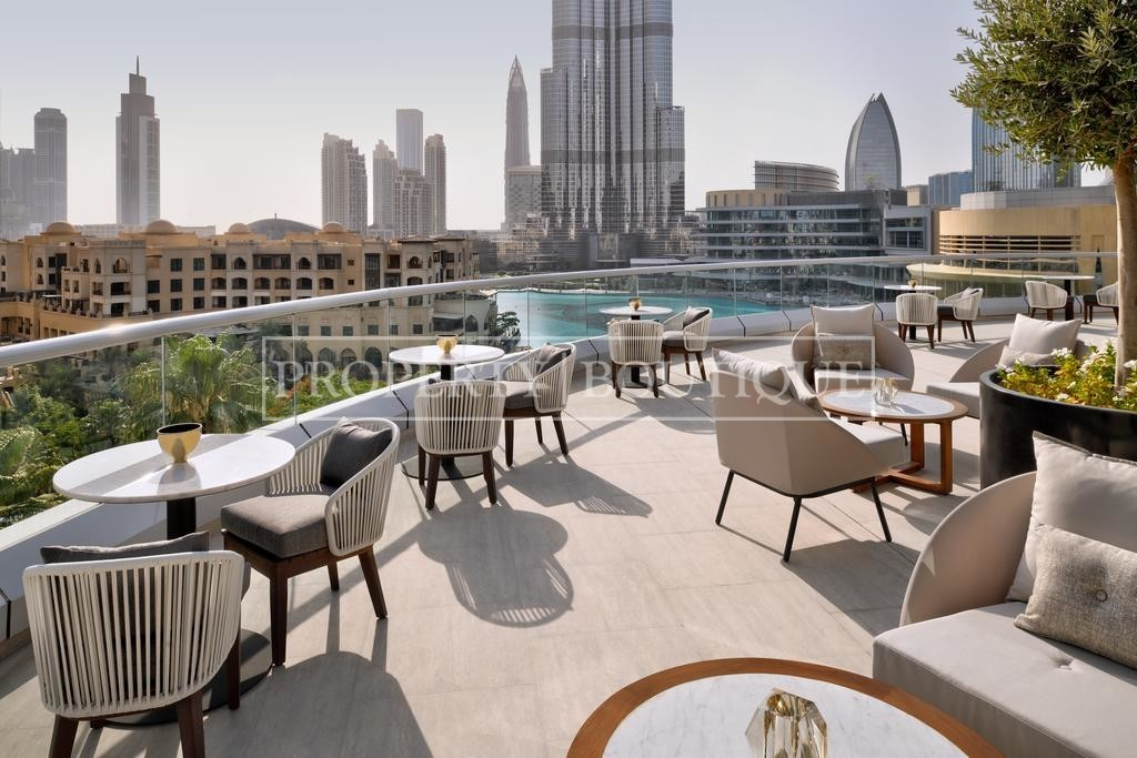 Burj and Fountain View | Fully Serviced - Image 13