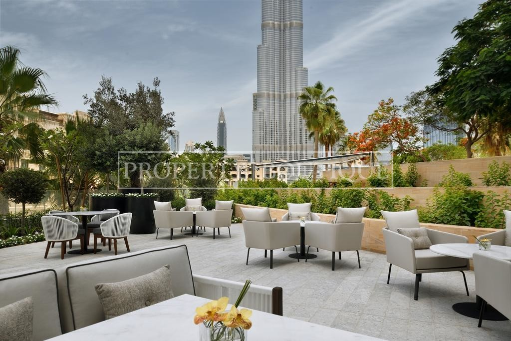 Burj and Fountain View | Fully Serviced - Image 14