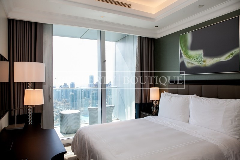 Exceptional views | 2 Bed | Address Blvd - Image 7