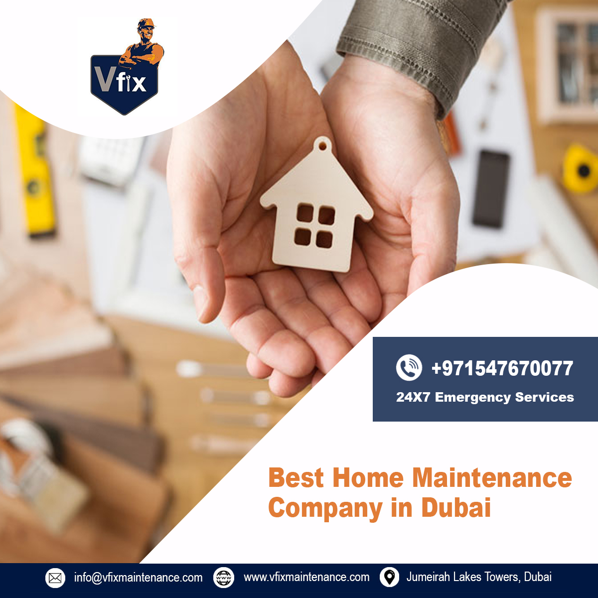 Best Home Maintenance Company in Dubai