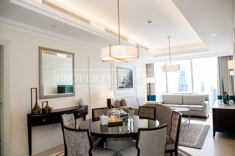 Exceptional views | 2 Bed | Address Blvd - Image 3